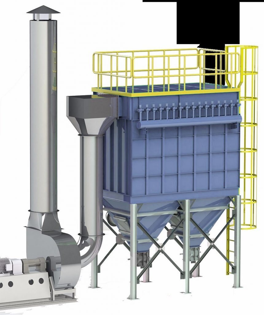 Dust Collector and Fan Condition Monitoring Package